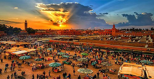 EXKURSIONER MARRAKECH