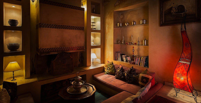 Riad De Charme Moullaoud Marrakech Morocco Official Website